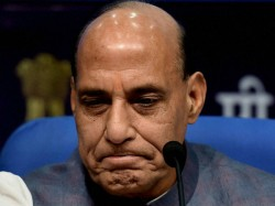 Union Home Minister Rajnath Singh Gives Message On Sp Bsp Alliance In Up