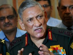 Won T Allow Gay Sex The Army General Bipin Rawat