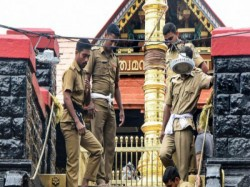 Year Old Dalit Woman Dyes Hair Grey Claims She Entered Sabarimala Shrine