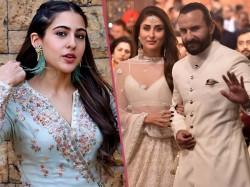 Sara Ali Khan On Saif Kareena Marriage Know What She Was Doing