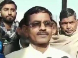 Bjp Mla Saini Says People Who Feel Unsafe India Should Be Bombed