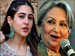 Sara Ali Khan On Grandmother Sharmila Tagore I Can Talk Her About Almost Anything