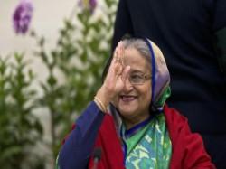 Bjp Ruled Tripura Exults Hasina S Victory Bangladesh