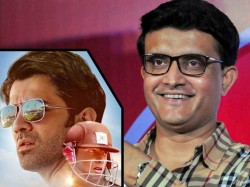 Sourav Ganguly Launch Trailer Cricket Based Film 22 Yards