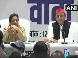 Why Sp Bsp Is Not Tying Up With Congress Up Mayawati Clears Air