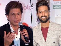 Shah Rukh Khan Be Replaced Vicky Kaushal The Rakesh Sharma Biopic Saare Jahan Se Achha