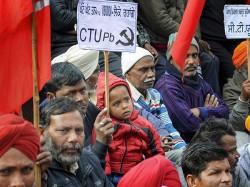 Cpm State Secretary Suryakanta Mishra Counters Jyotipriya Mallick On Strike