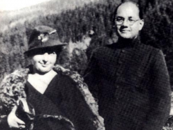 How Netaji Subhas Chandra Bose Met His Wife Emili Schenkl