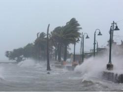 Cyclone Pabuk Rushes On The Andaman Sea Will Hit On Andaman Coast