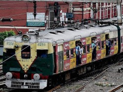 Due Signaling Problem Train Services Disrupted At Titagagh