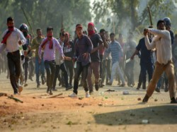 Tripura Cm Announces Rs 1 Lakh Relief Protesters Who Suffered Bullet Wounds From Police