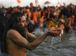 Kumbh Mela Is The Costliest Ever Yogi Govt Allocated Rs 4 200 Crore