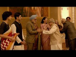 Congress Agitation Is Front The Quest The Accidental Prime Minister Show