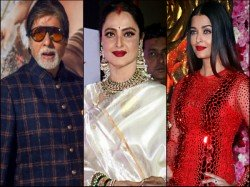 Rekha Gets Emotional Over Amitabh Bachchans Daughter Aiswarya See Video