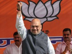 Bjp Informs Amit Shah S Helipad Will Land The Private Hotel