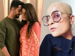 Tahira Kashyap Shaves Head After Cancer Diagnosis Ayushmann Khurrana Tweets Wife S Empowering Post
