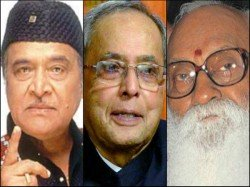 Pranab Mukherjee Along With Two Are Getting Bharat Ratna
