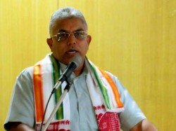 Bjp Leader Dilip Ghosh Questions About The Cost The Tmc S 19th January Brigade Meeting