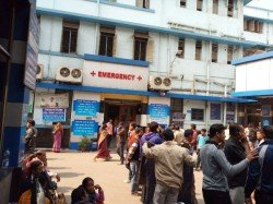 Govt Hospitals West Bengal Are Working As Usual 48 Hour Strike