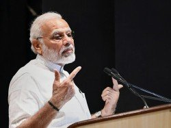 Narendra Modi Criticizes Opposition Alliance Loksabha Election