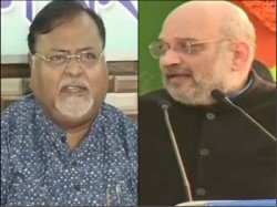 Partha Chatterjee Counters Amit Shah S Criticizes At Malda