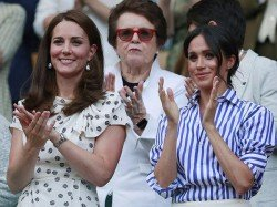 The Rift Between Kate Middleton Megan Morkel Is Over