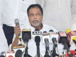 Mukul Roy Gives Challenge Break Tmc After Announcement Election
