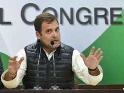 Rafale Deal Will Be Probed If We Come Power 2019 Says Rahul Gandhi