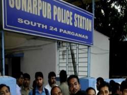 Govt Contractor S Unnatural Death Sonarpur