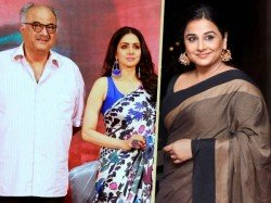 Boney Kapoor Fulfill Sridevi S Wish With Pink Remake See Cast