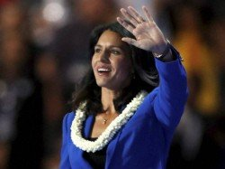 Tulsi Gabbard First Hindu Us Congress Run Presidential Race