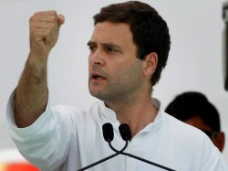 Rahul Gandhi Attacks Modi Amit Shah Rss From His Meeting Delhi