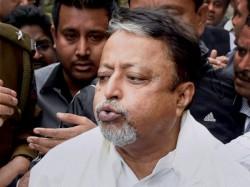 Bjp Leader Mukul Roy Attacks Tmc S Gourishankar Dutta Murder Satyajit Biswas