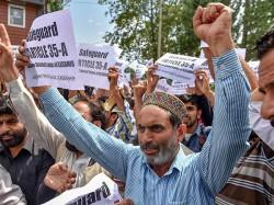 Supreme Court Hear Challenge Article 35a On Jammu Kashmir