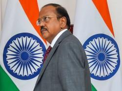 Pm Modi Speaks Nsa Chief Ajit Doval The Crisis Man Nda Govt