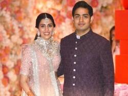 Akash Ambani Shloka Mehta Wedding On March 9 Mumbai