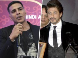 Shah Rukh Khan Reveals Why He Cannot Work With Akshay Kumar