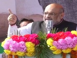 Nobody Can Snatch Kashmir From Us Says Amit Shah Jammu
