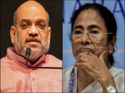 Bjp President Amit Shah Attacks Mamata Banerjee On Cbi Issue