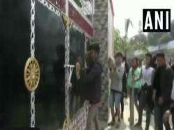 Protester Dies Itanagar 2 Hurt Police Firing Army Call In