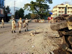 Protests On Status Tribes Spread Two Killed Army In Itanagar Arunachal Pradesh