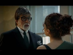 Badla Trailer Amitabh Bachchan Taapsee Again Makes Mark
