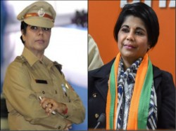 Bharati Ghosh Is Completely Changed Look After Joining Bjp