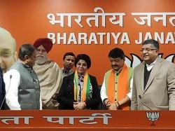 Ips Bharati Ghosh Joins Bjp