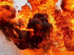 Nine Workers Malda Are Died Due Blast Carpet Factory Uttar Pradesh