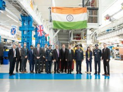 Boost Armed Forces As 1st Chinook Helicopter Handed Over India