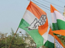 Ex Rss Bjp Leader Amalendu Chatterjee Joins Congress