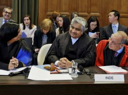 Pakistan S Ad Hoc Judge At Icj Suffers Cardiac Arrest During Kulbhushan Jadhav S Hearing