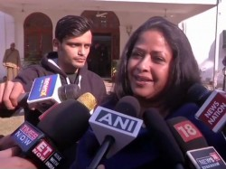 Sharmistha Mukherjee Resignes As Delhi Congress Communication Head