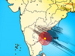 Earthquake Measuring 4 9 On Richter Scale Struck Chennai Hit Bay Bengal